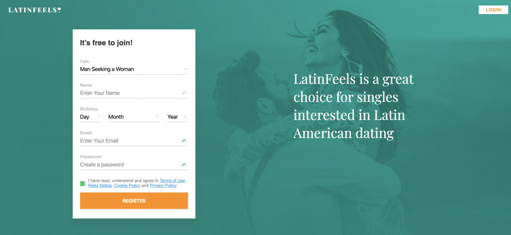 is latinfeels a scam dating site